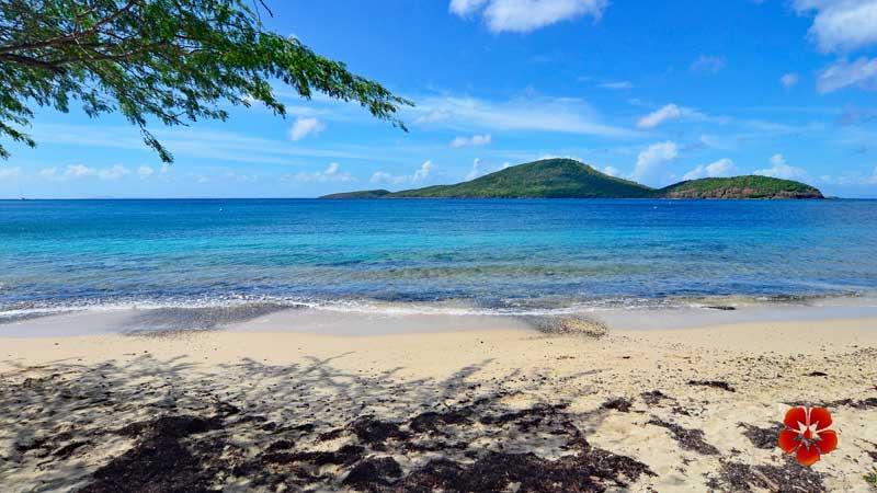 Tamarindo Grande - Best beach in Culebra, Puerto Rico