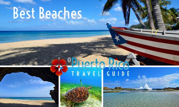 Best Beaches in Puerto Rico 2021 <BR><h3>15 Amazing Beautiful Beaches you'll Love!</h3>