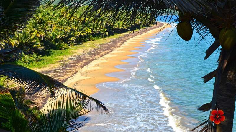 Puerto Rico Beaches - Punta Tuna Beach - Maunabo, PR