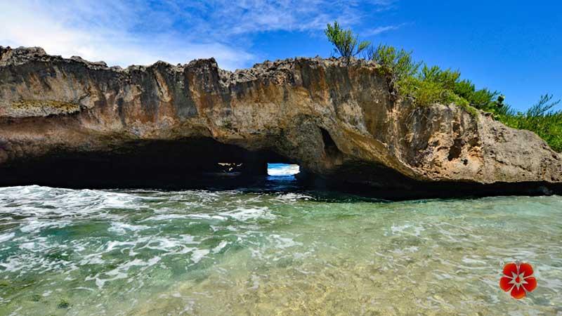 Playa Cueva Las Golondrinas Beach, Manati, Puerto Rico