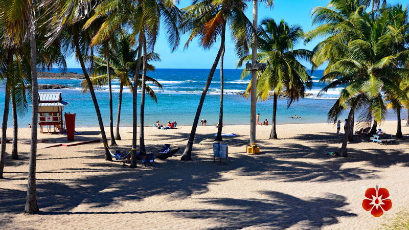 Escambron Beach - Best beaches in Puerto Rico