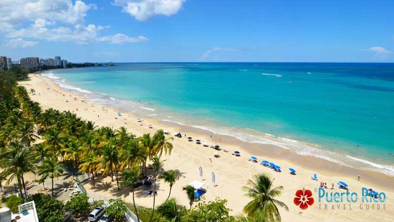 Puerto Rico Beaches - Best beaches near the San Juan Airport