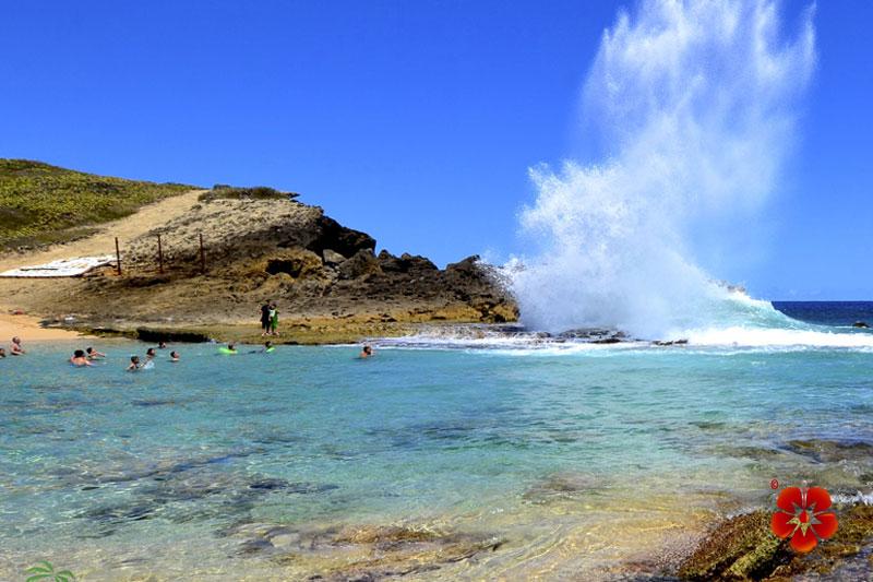 Pozo del Obispo - Best beaches - Puerto Rico North Region