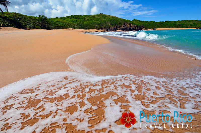Playa Colora - One of the most beautiful beaches in Fajardo, Puerto Rico
