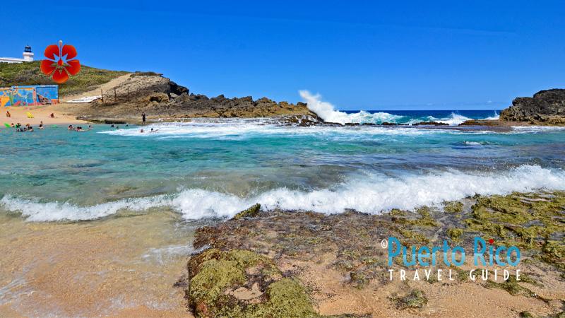 Pozo del Obispo - beautiful beaches of Puerto Rico
