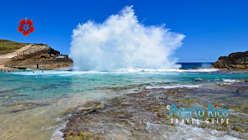 Pozo del Obispo - Beautiful beaches in Puerto Rico