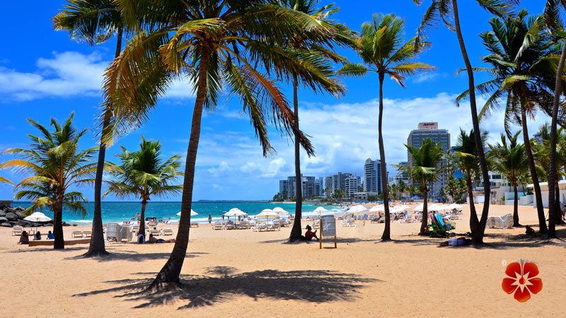 Condado Beach - Best beaches in Puerto Rico - San Juan