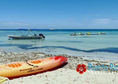 Best kayaking beaches in Puerto Rico