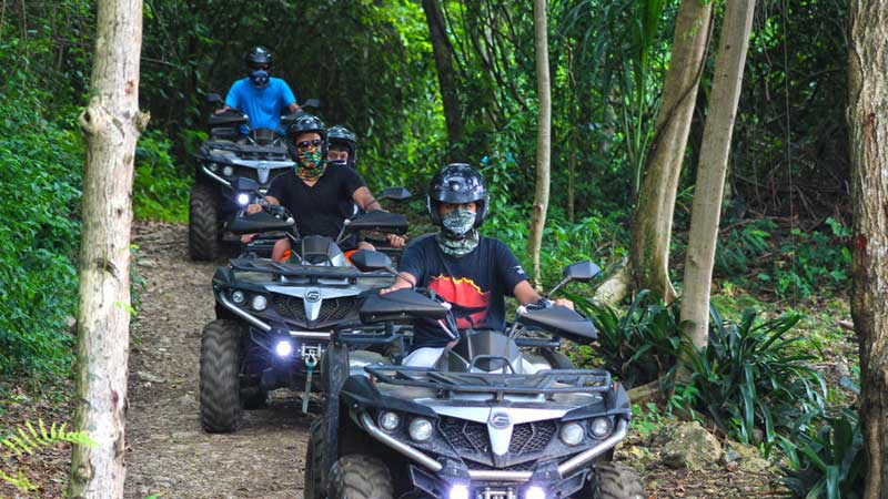 Puerto Rico ATV tour of countryside hacienda - Best things to do