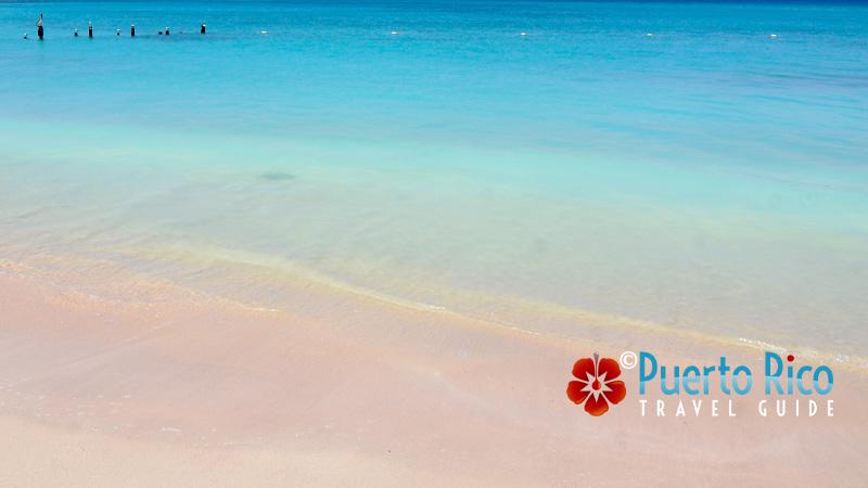 The colors of Puerto Rico at Pelicano Beach