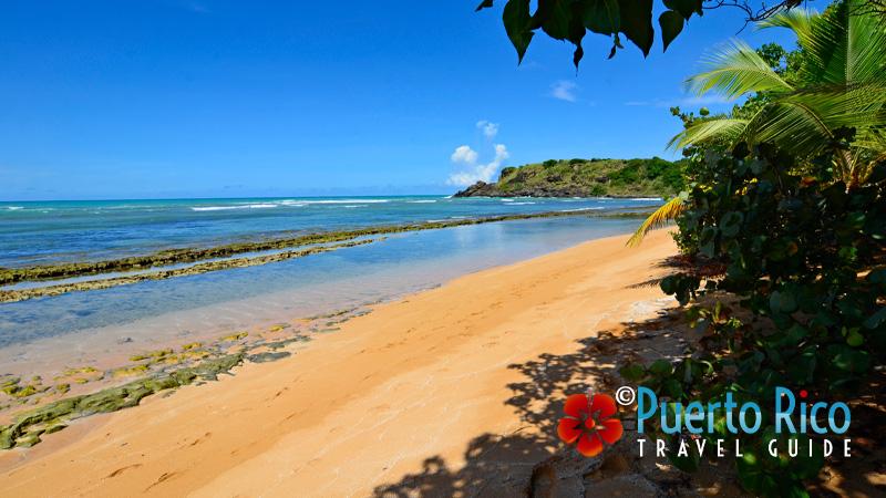 Playa Escondida - Fajardo, Puerto Rico - East Coast Beaches