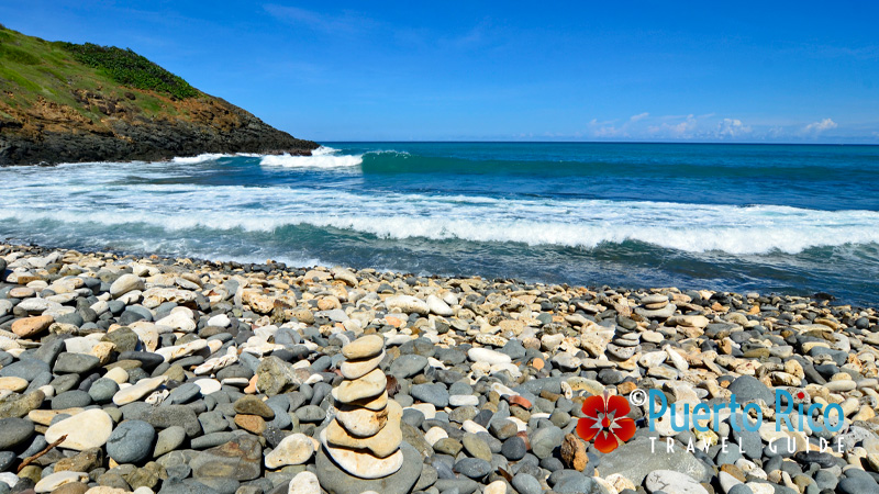 Playa Rocosa - Best beaches on the east coast of Puerto Rico