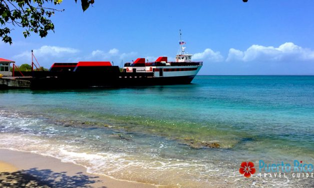 Puerto Rico Ferries <BR>Travel to the Offshore Islands & Keys of Puerto Rico <BR><h3>Travel Tips, Ferry Schedules, FAQ's & Map</h3>