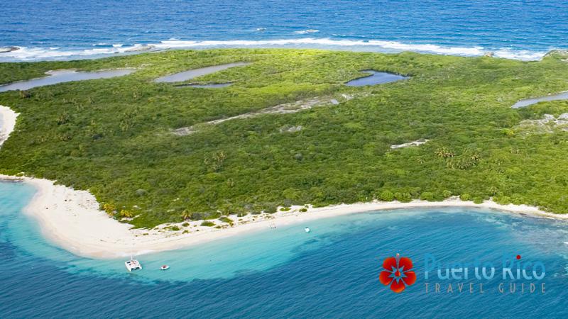Icacos Island - East Coast Beaches - Puerto Rico