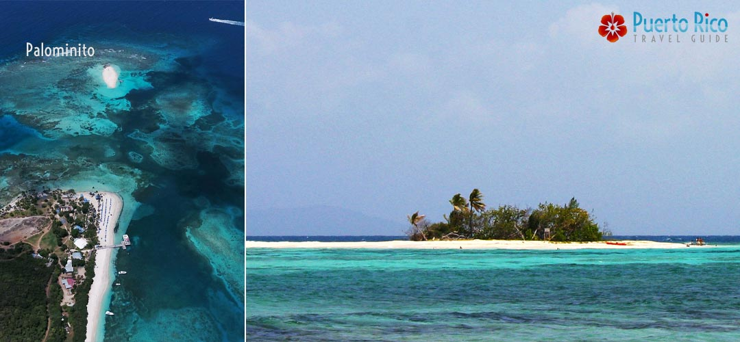 Palominito Island - Pirates of the Caribbean Location - Puerto Rico Islands