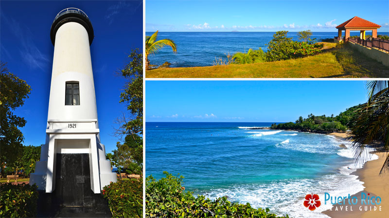 Rincon Puerto Rico Lighthouse