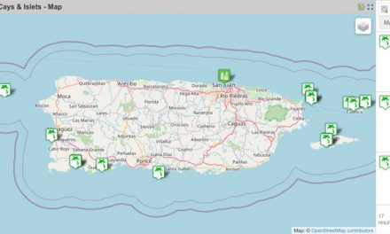 Puerto Rico Map – Islands of Puerto Rico