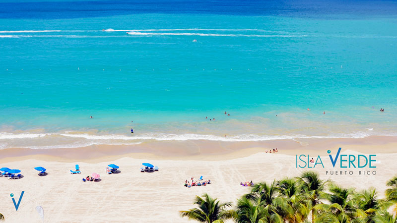 Puerto Rico Places to Go / Vacation - Isla Verde