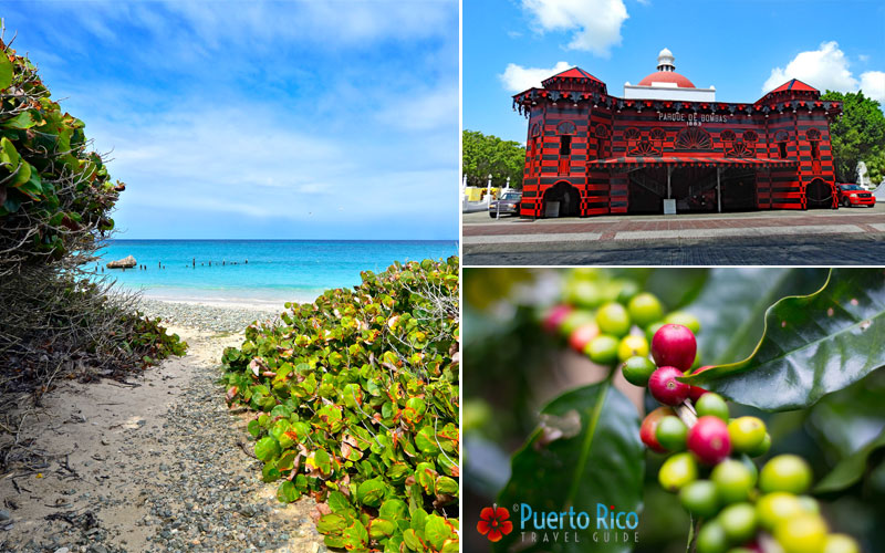 Best places to visit in Puerto Rico - South Coast Region
