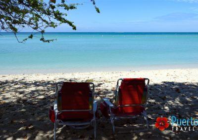 Playa Santa - Romantic quiet beach in Puerto Rico