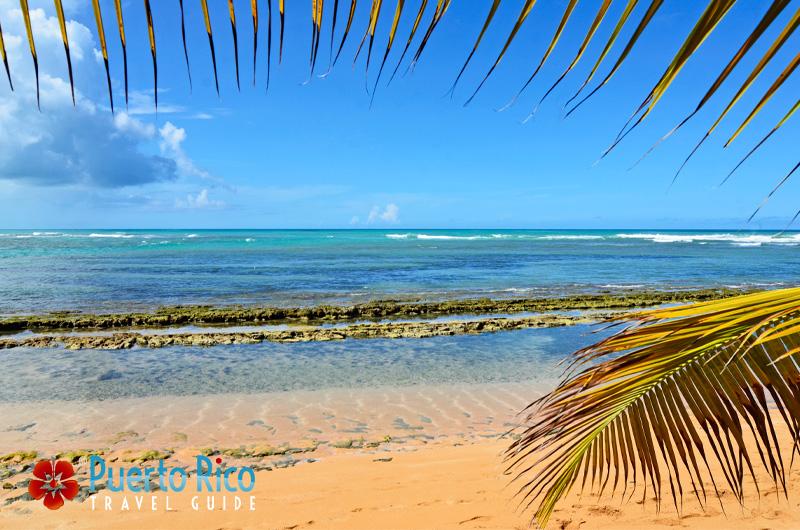 Puerto Rico Secluded Beaches - Playa Escondida in Fajardo