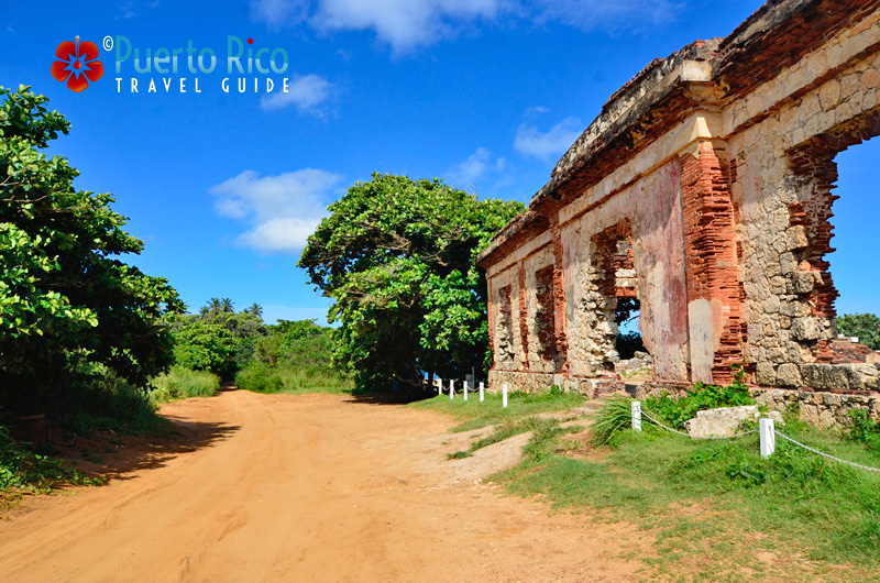 Sightseeing places in Puerto Rico