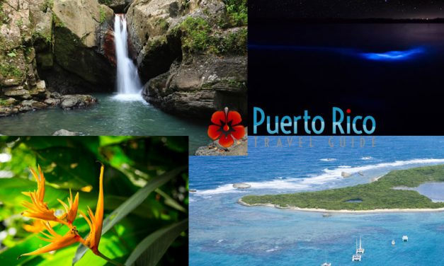Best Things to Do & Places to Visit <BR>Puerto Rico East Region