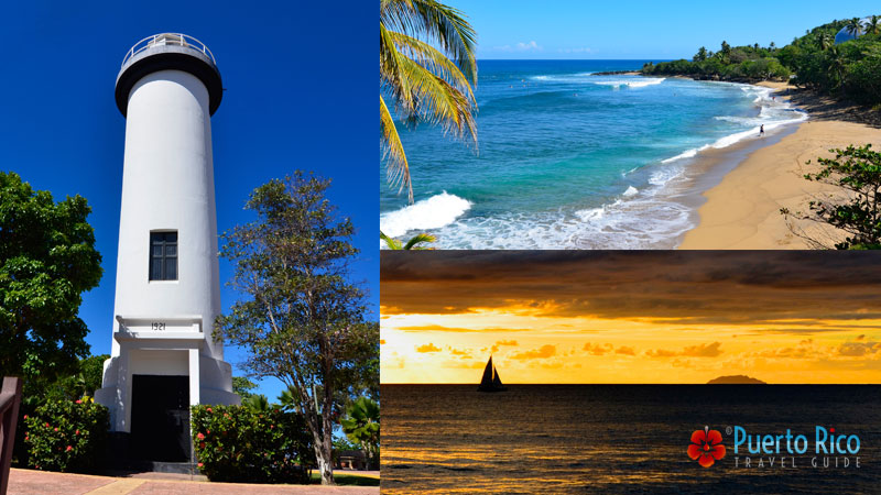 Punta Higuero Lighthouse - Best places to visit in west region of Puerto Rico