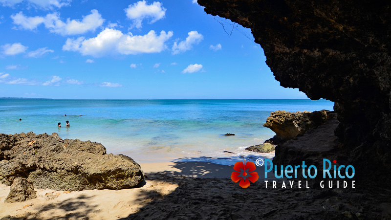 Playa Peña Blanca Beach - Best Beaches / Things to Do - Beaches on the west coast of Puerto Rico
