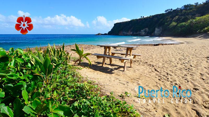 Punta Borinquen - Aguadilla - Puerto Rico West Coast Beaches