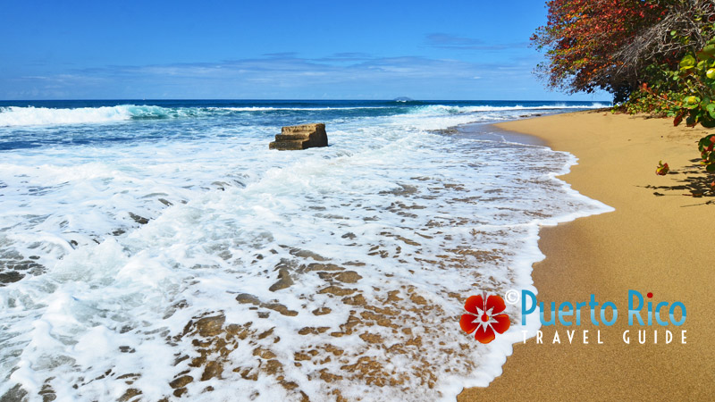 Steps Beach - Best beaches on the west coast of Puerto Rico