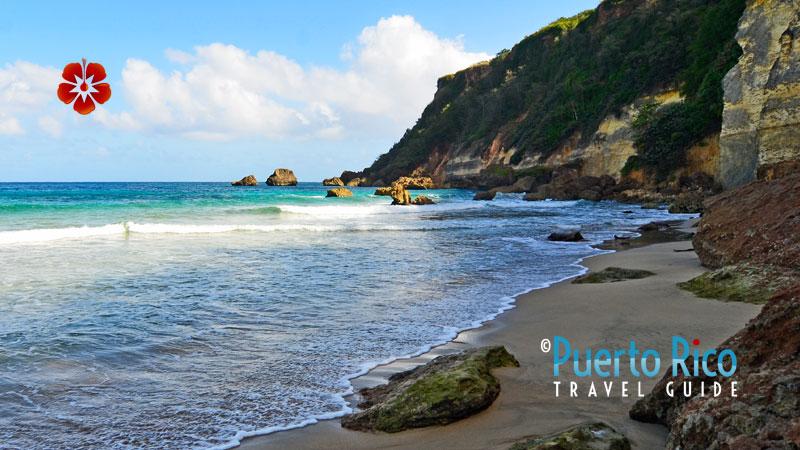 Punta Borinquen Beach - Aguadilla, Puerto Rico