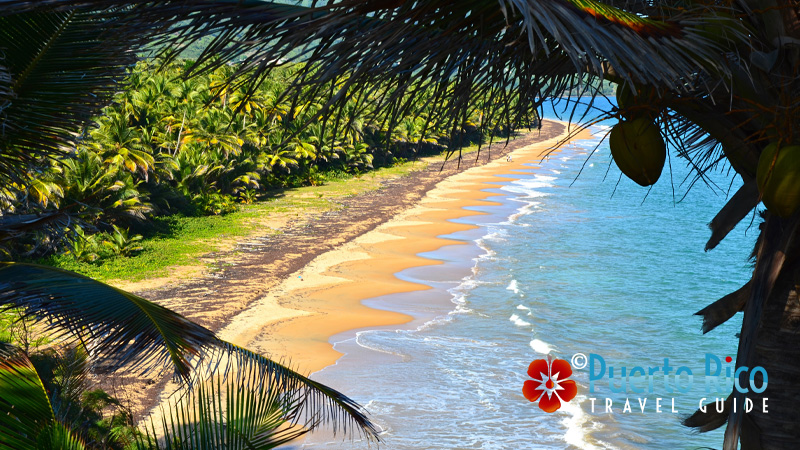 Punta Tuna Beach - Maunabo - Puerto Rico East Coast