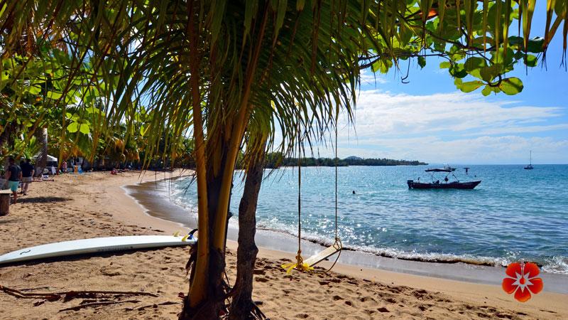 Rincon, Puerto Rico Beach