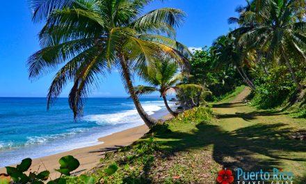 Spanish Wall Beach – Rincon, Puerto Rico