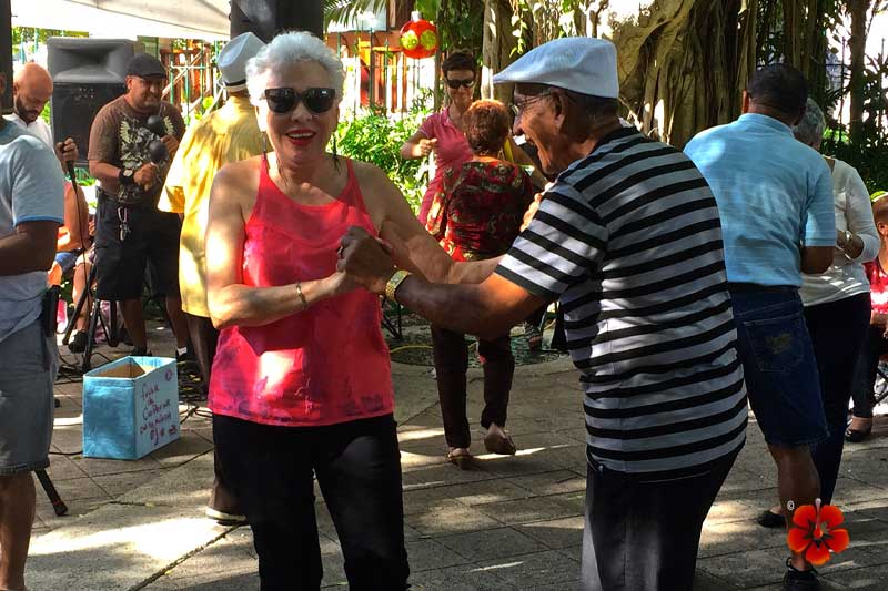 Dance at Paseo de la Princesa - Best things to do in San Juan, Puerto Rico