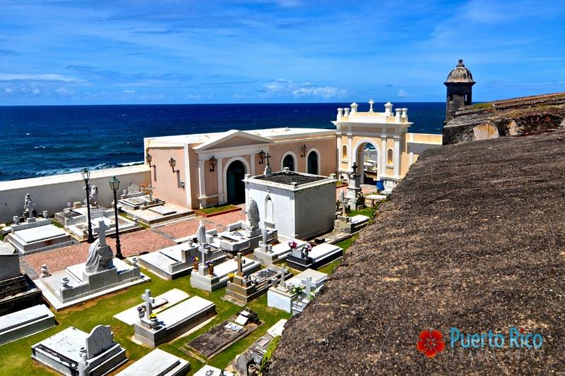 Cementerio San Maria Magdalena de Pazzis - Best Landmarks to visit in San Juan, Puerto Rico