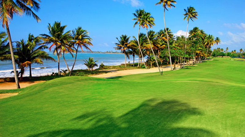 Golf in Isla Verde, Puerto Rico