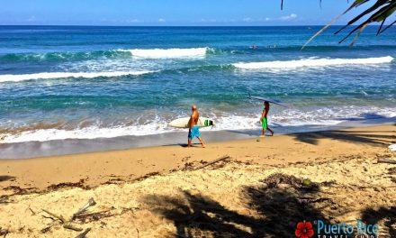 Sandy Beach – Rincon, Puerto Rico