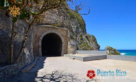 El Tunel de Guajataca / The Guajataca Tunnel <BR>Isabela, Puerto Rico